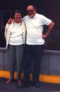 Joanne and Bob Lewis